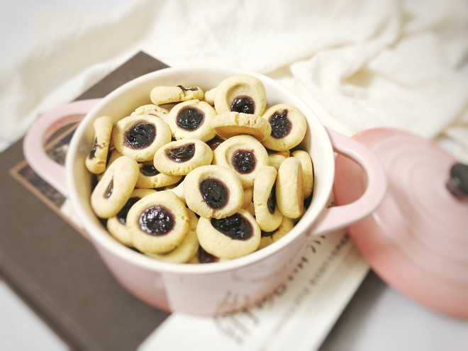 Làm bánh quy bơ vị trái cây giòn ngon hết cỡ - Ảnh 5.