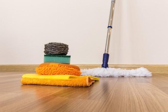Tất tật bí kịp làm sạch nền sàn nhanh và hiệu quả để dọn nhà đón Tết - Ảnh 5.