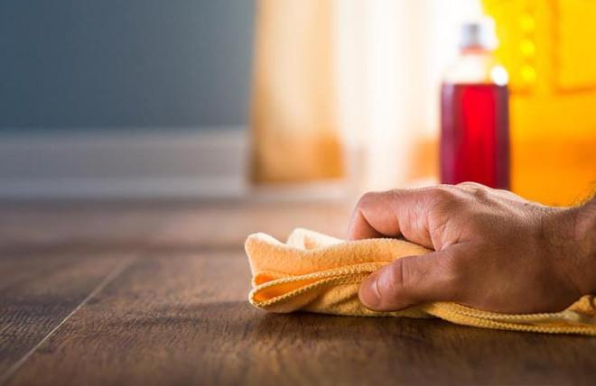 Tất tật bí kịp làm sạch nền sàn nhanh và hiệu quả để dọn nhà đón Tết - Ảnh 4.