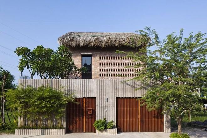Thổi gió vào nhà với biệt thự phong cách nhiệt đới - Ảnh 1.