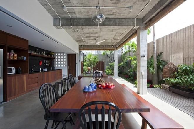 Thổi gió vào nhà với biệt thự phong cách nhiệt đới - Ảnh 3.