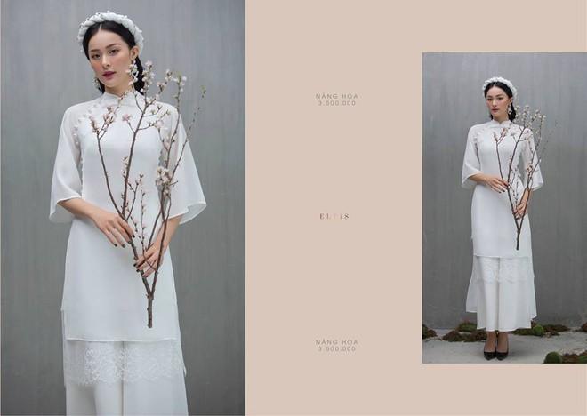 2 công thức diện áo dài cách tân đẹp miễn chê trong Tết này - Ảnh 7.