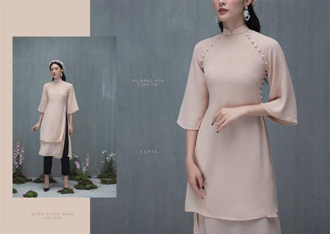 2 công thức diện áo dài cách tân đẹp miễn chê trong Tết này - Ảnh 8.