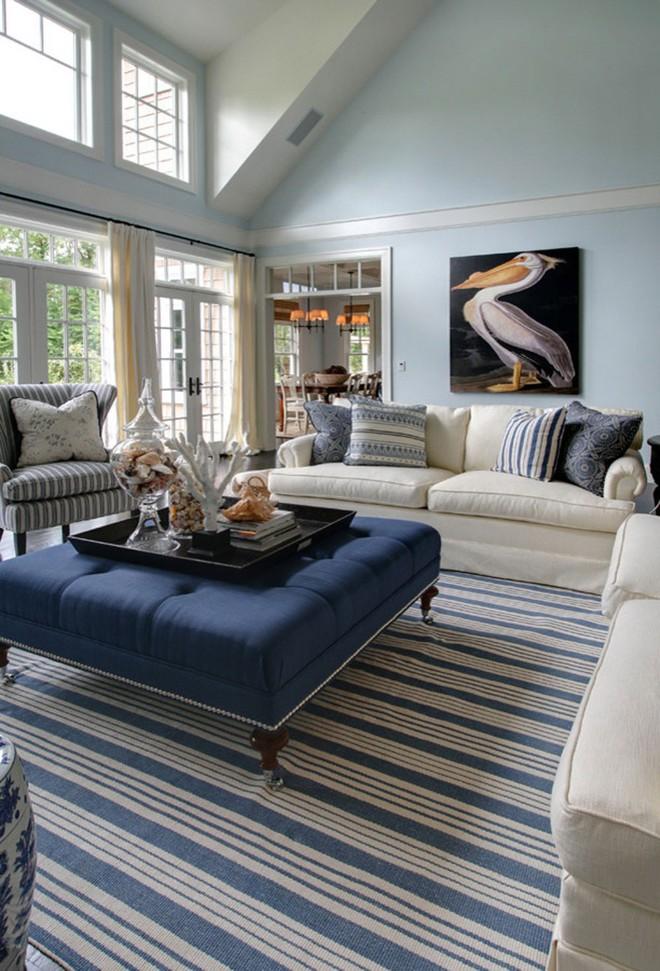 Mẹo hay trang trí với ghế đệm dài siêu to giúp ngôi nhà thêm khang trang, sáng sủa - Ảnh 1.