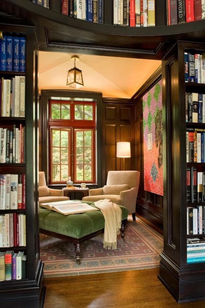 Mẹo hay trang trí với ghế đệm dài siêu to giúp ngôi nhà thêm khang trang, sáng sủa - Ảnh 9.