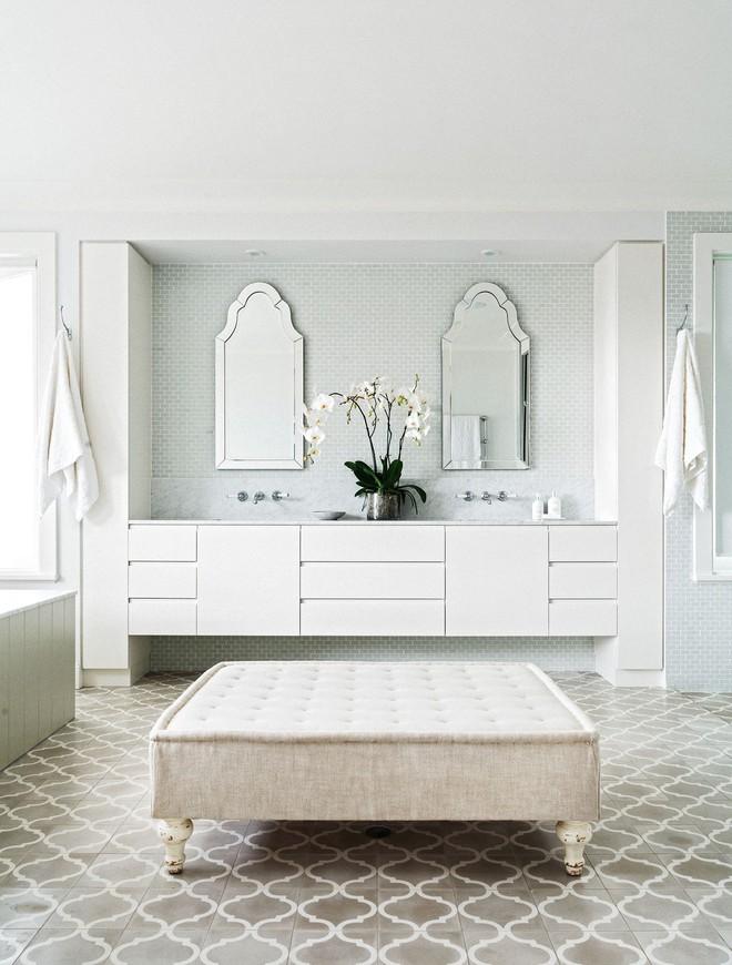 Mẹo hay trang trí với ghế đệm dài siêu to giúp ngôi nhà thêm khang trang, sáng sủa - Ảnh 10.