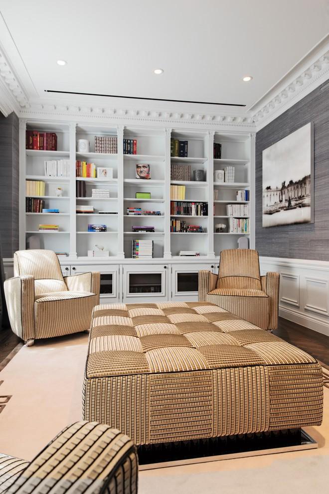 Mẹo hay trang trí với ghế đệm dài siêu to giúp ngôi nhà thêm khang trang, sáng sủa - Ảnh 12.