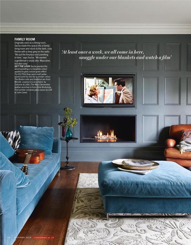Mẹo hay trang trí với ghế đệm dài siêu to giúp ngôi nhà thêm khang trang, sáng sủa - Ảnh 2.