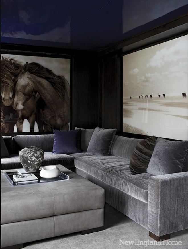 Mẹo hay trang trí với ghế đệm dài siêu to giúp ngôi nhà thêm khang trang, sáng sủa - Ảnh 3.