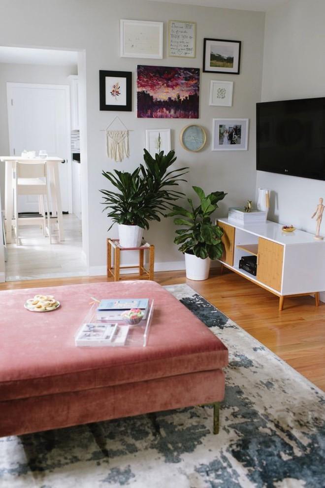 Mẹo hay trang trí với ghế đệm dài siêu to giúp ngôi nhà thêm khang trang, sáng sủa - Ảnh 4.