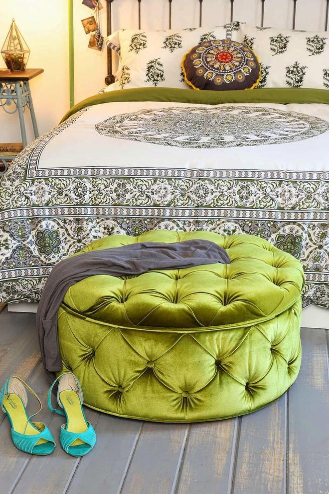 Mẹo hay trang trí với ghế đệm dài siêu to giúp ngôi nhà thêm khang trang, sáng sủa - Ảnh 13.