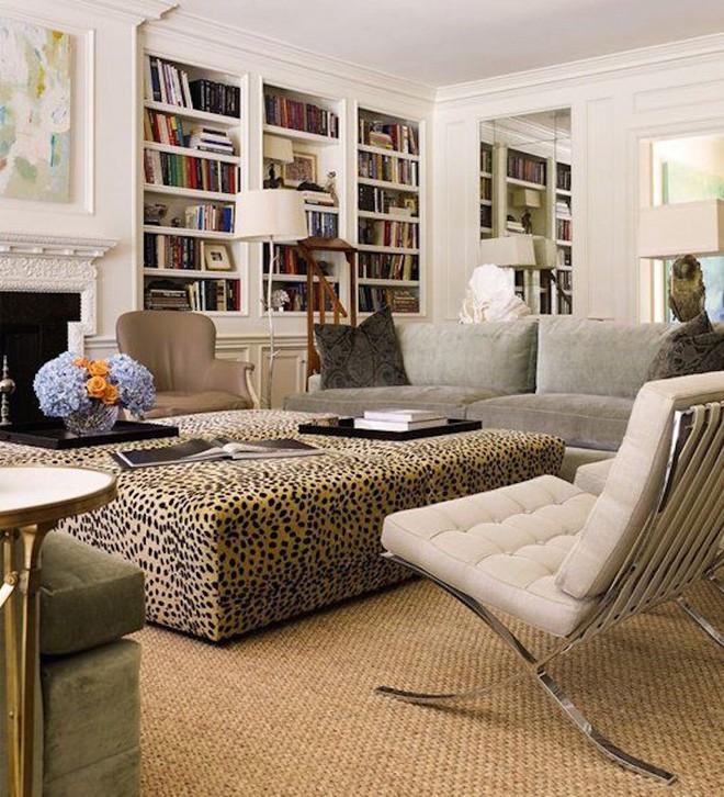 Mẹo hay trang trí với ghế đệm dài siêu to giúp ngôi nhà thêm khang trang, sáng sủa - Ảnh 16.