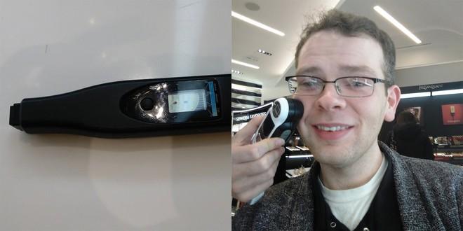Trải nghiệm dịch vụ makeup dành cho nam, chàng trai này nhận được kết quả ấn tượng như Photoshop - Ảnh 3.