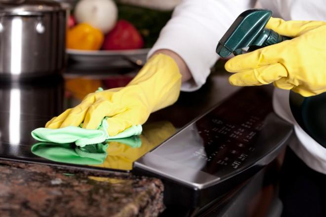 Cẩm nang dọn bếp đón Tết sạch, nhanh, an toàn mà bà nội trợ nào cũng nên biết - Ảnh 1.