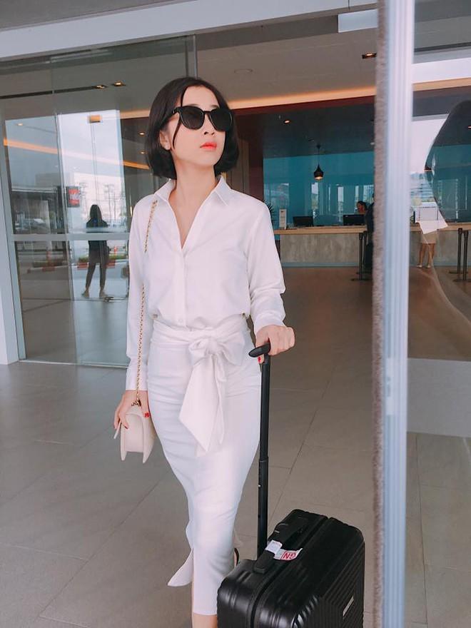 Không chỉ xinh đẹp, cô em gái cực giống Nhã Phương còn có phong cách thời trang rất thu hút - Ảnh 6.