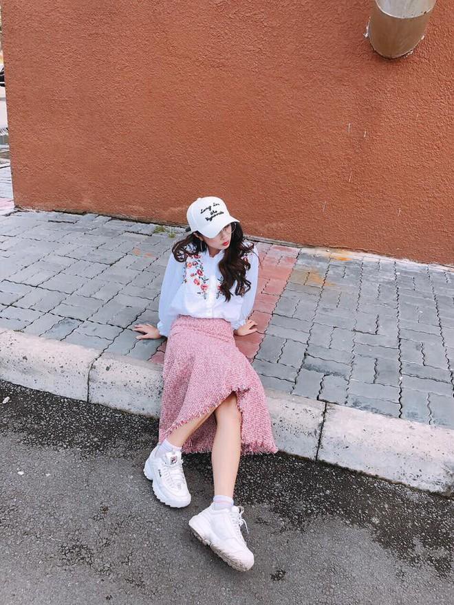 Không chỉ xinh đẹp, cô em gái cực giống Nhã Phương còn có phong cách thời trang rất thu hút - Ảnh 10.