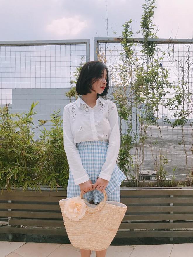 Không chỉ xinh đẹp, cô em gái cực giống Nhã Phương còn có phong cách thời trang rất thu hút - Ảnh 5.