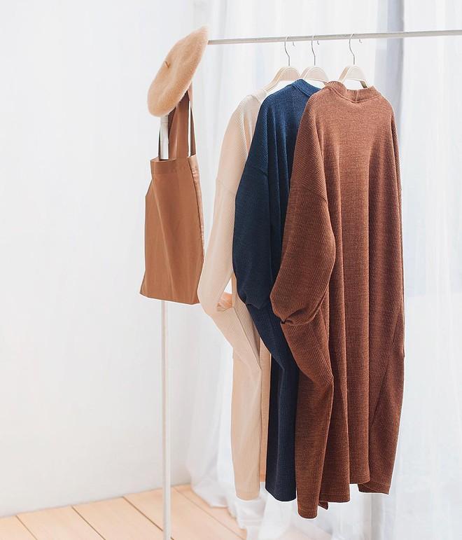 Tết này dự báo trời lạnh, và đây là những mẫu váy len vừa đẹp vừa ấm dành cho các nàng - Ảnh 6.