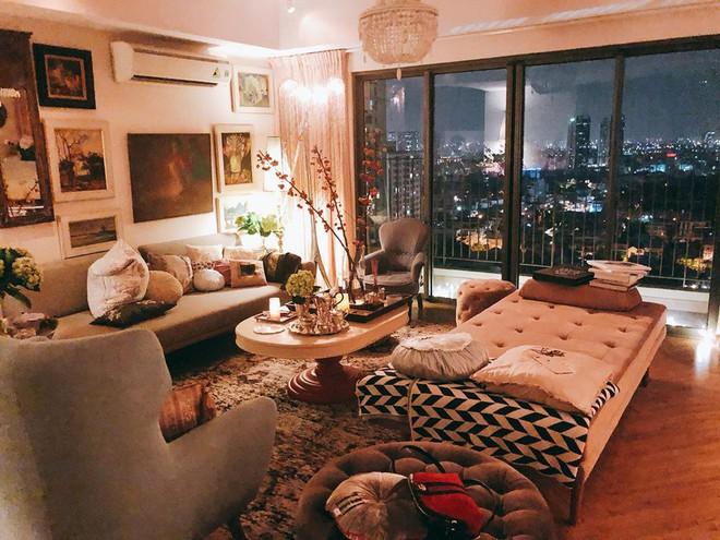 Ngắm hai căn hộ xa hoa bậc nhất showbiz Việt của nhà thiết kế Lý Quí Khánh - Ảnh 12.