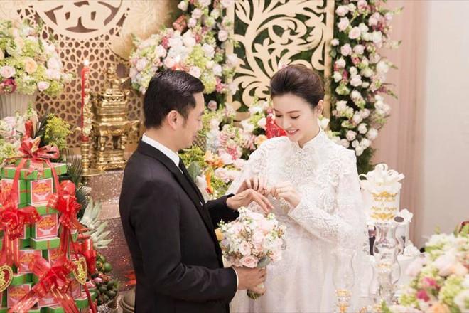 Hành trình hạnh phúc của mỹ nữ Vũng Tàu Ngọc Duyên: Từ con gái người bán vé số đến vợ đại gia Hà thành - Ảnh 15.