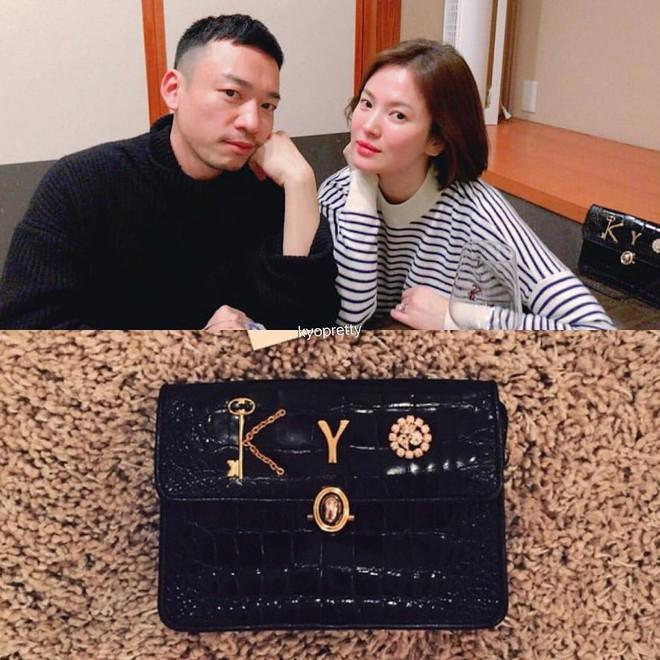 Song Hye Kyo chơi trội  - Ảnh 1.