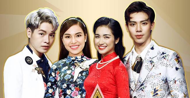 Sau lùm xùm với đàn chị Lệ Quyên, Giang Hồng Ngọc xuất sắc lên ngôi quán quân Cặp đôi hoàn hảo - Trữ tình   Bolero 2017 - Ảnh 1.