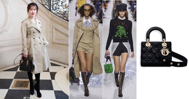 Chẳng ăn diện màu mè, Song Hye Kyo vẫn khiến người ta chú ý vì style thanh lịch tại show Dior - Ảnh 6.