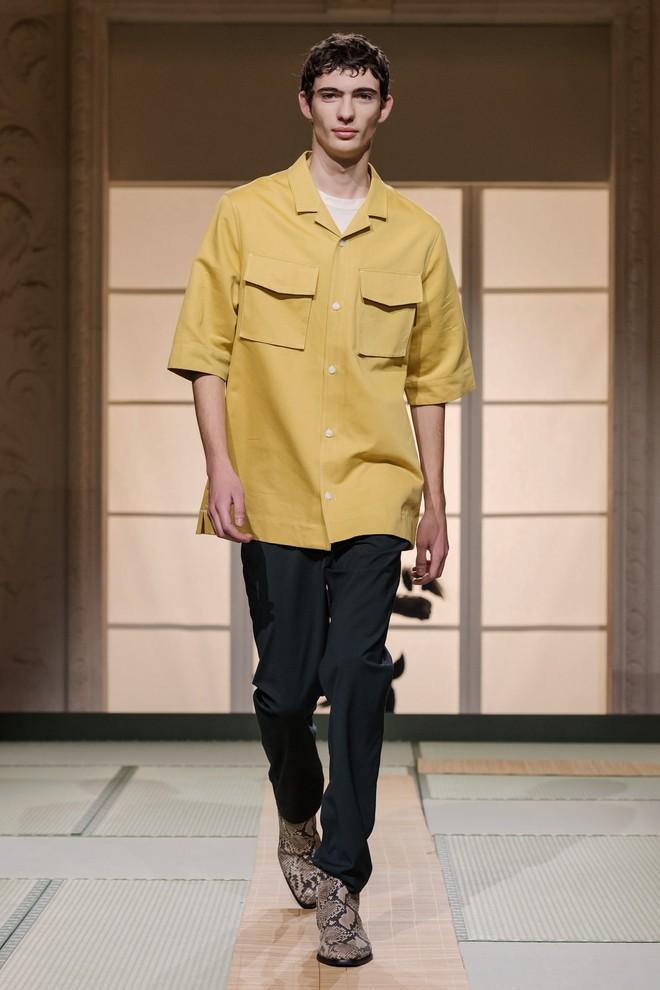 Châu Bùi và Kelbin Lei cùng dàn fashionista đình đám dự show H&M tại Tuần lễ thời trang Paris - Ảnh 11.