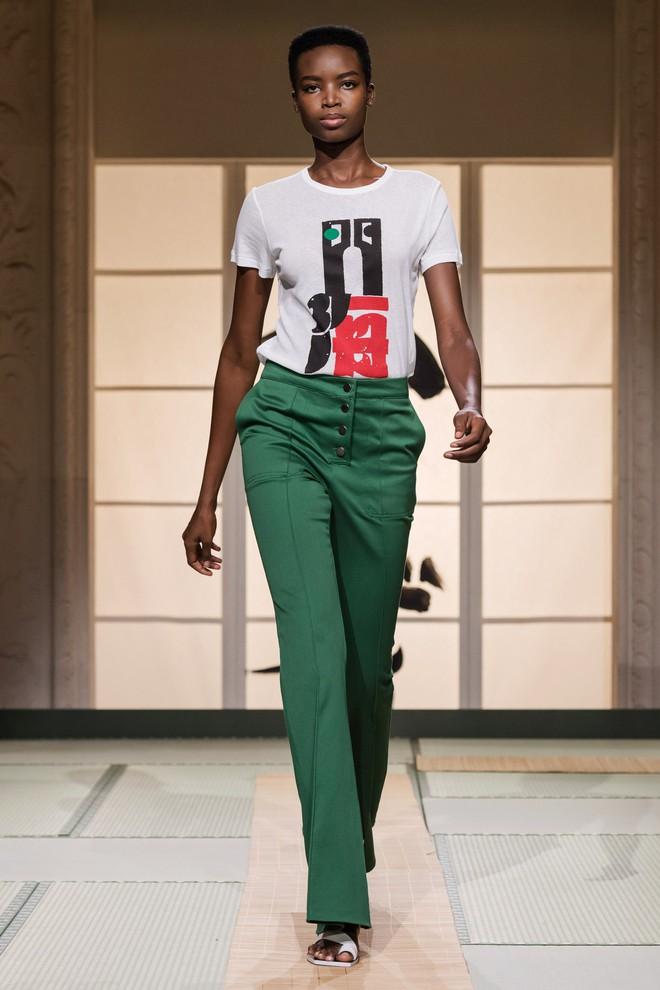Châu Bùi và Kelbin Lei cùng dàn fashionista đình đám dự show H&M tại Tuần lễ thời trang Paris - Ảnh 13.