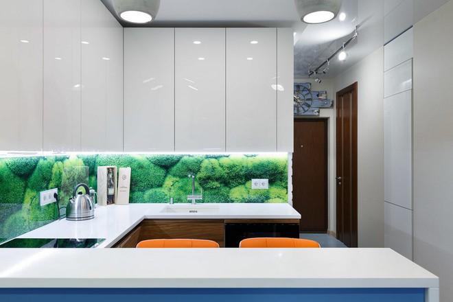 Thiết kế nội thất sáng tạo, đầy màu sắc cho những người trẻ - Ảnh 6.