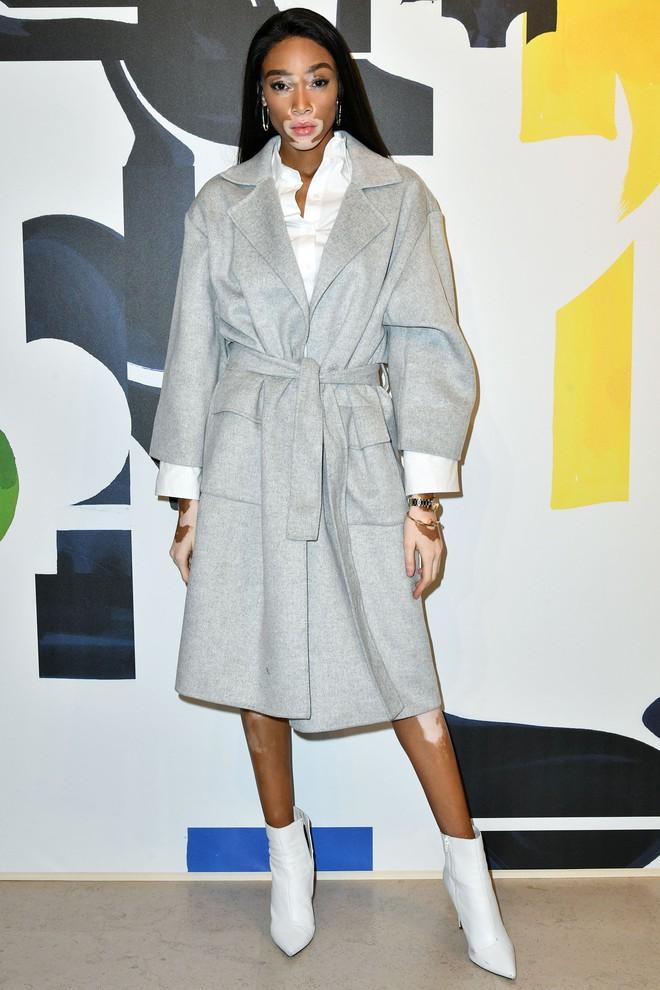 Châu Bùi và Kelbin Lei cùng dàn fashionista đình đám dự show H&M tại Tuần lễ thời trang Paris - Ảnh 5.