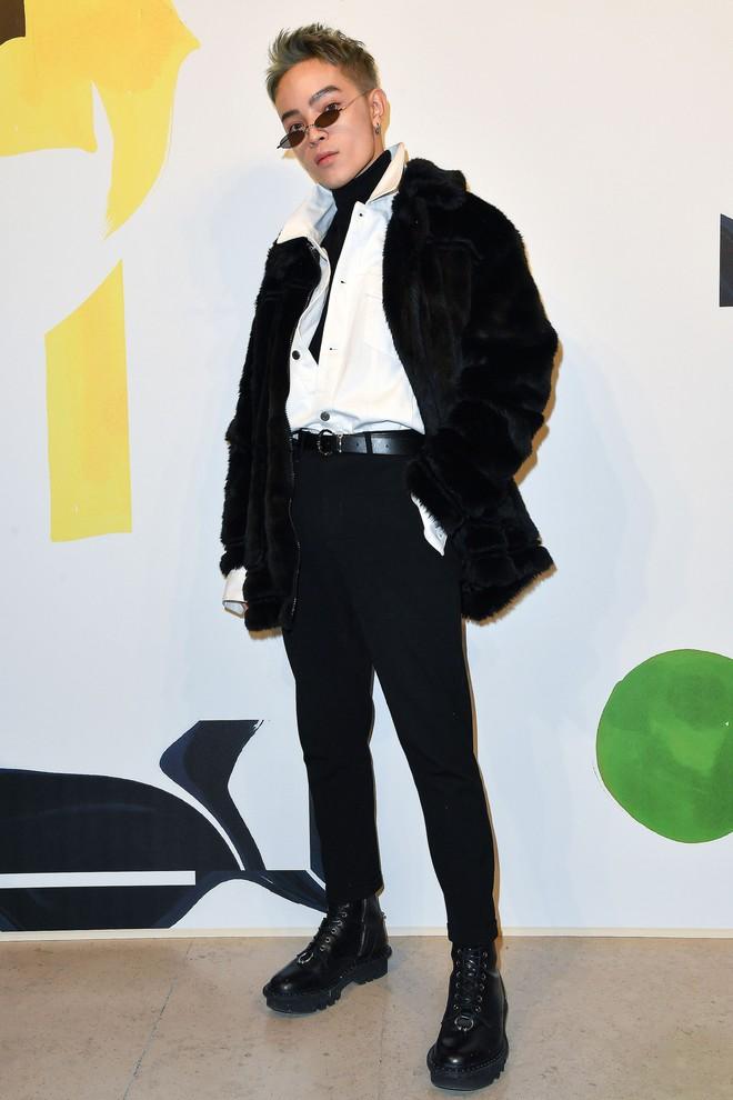 Châu Bùi và Kelbin Lei cùng dàn fashionista đình đám dự show H&M tại Tuần lễ thời trang Paris - Ảnh 2.