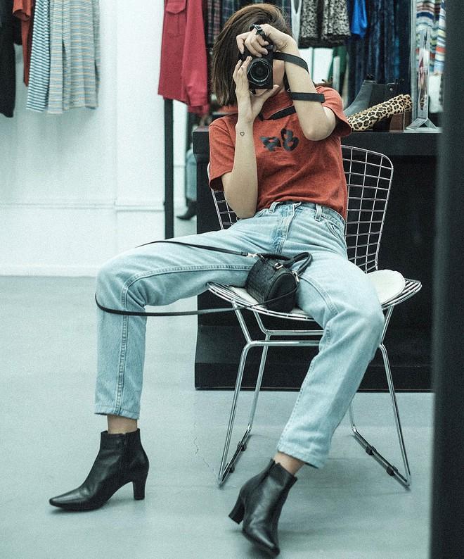 6 công thức trendy đang được những cô nàng nổi tiếng mặc đẹp diện nhiều nhất đợt này - Ảnh 16.