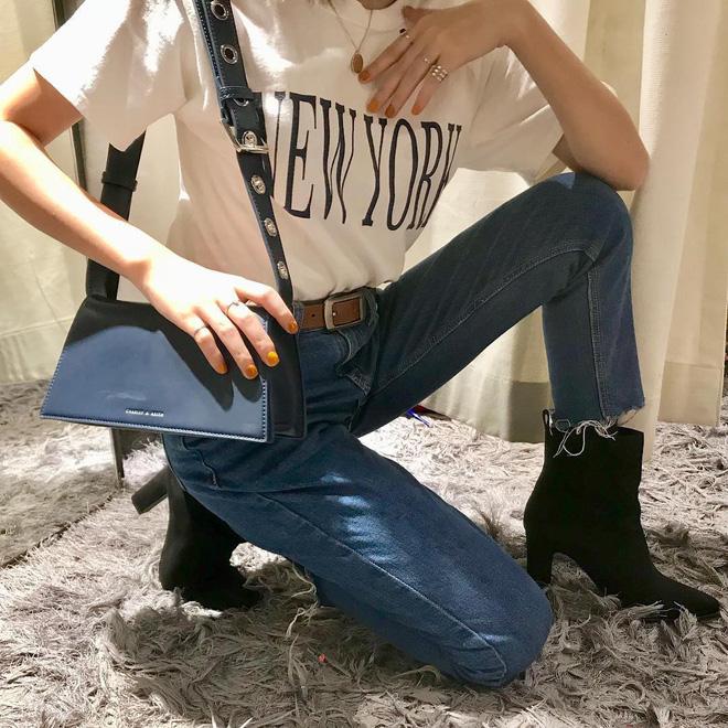 6 công thức trendy đang được những cô nàng nổi tiếng mặc đẹp diện nhiều nhất đợt này - Ảnh 19.