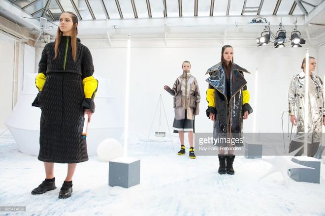 Vừa xong London Fashion Week, Thanh Thảo Next Top lại âm thầm chinh chiến Paris Fashion Week - Ảnh 4.