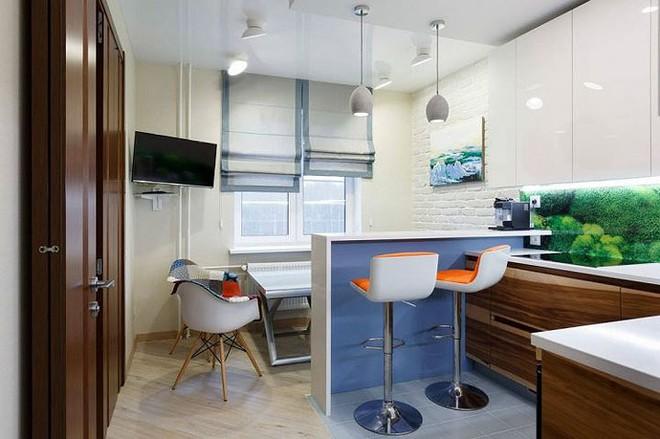 Thiết kế nội thất sáng tạo, đầy màu sắc cho những người trẻ - Ảnh 4.