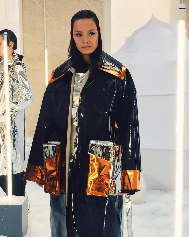 Vừa xong London Fashion Week, Thanh Thảo Next Top lại âm thầm chinh chiến Paris Fashion Week - Ảnh 5.