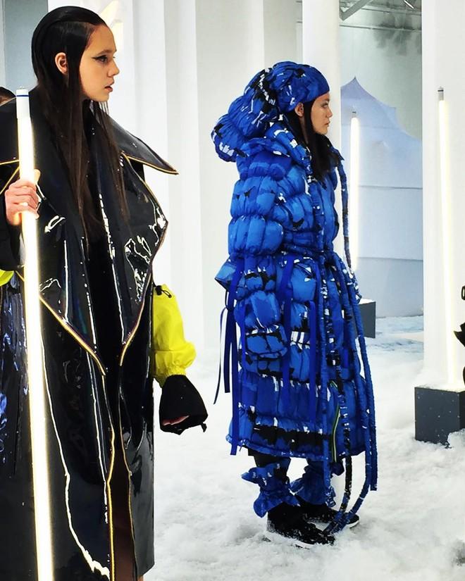 Vừa xong London Fashion Week, Thanh Thảo Next Top lại âm thầm chinh chiến Paris Fashion Week - Ảnh 8.