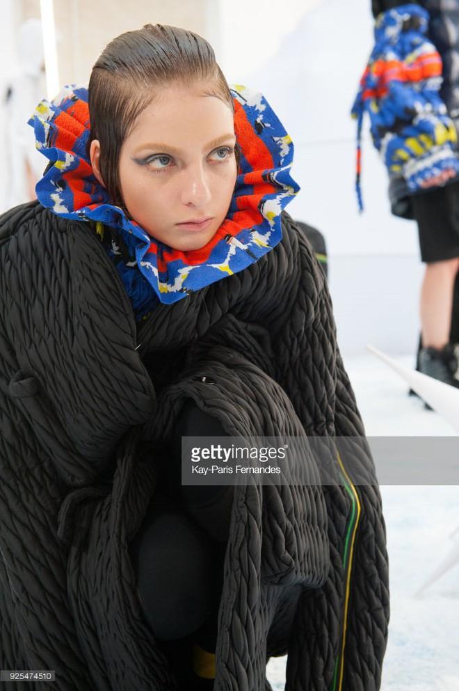 Vừa xong London Fashion Week, Thanh Thảo Next Top lại âm thầm chinh chiến Paris Fashion Week - Ảnh 9.