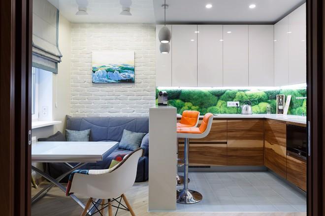 Thiết kế nội thất sáng tạo, đầy màu sắc cho những người trẻ - Ảnh 5.