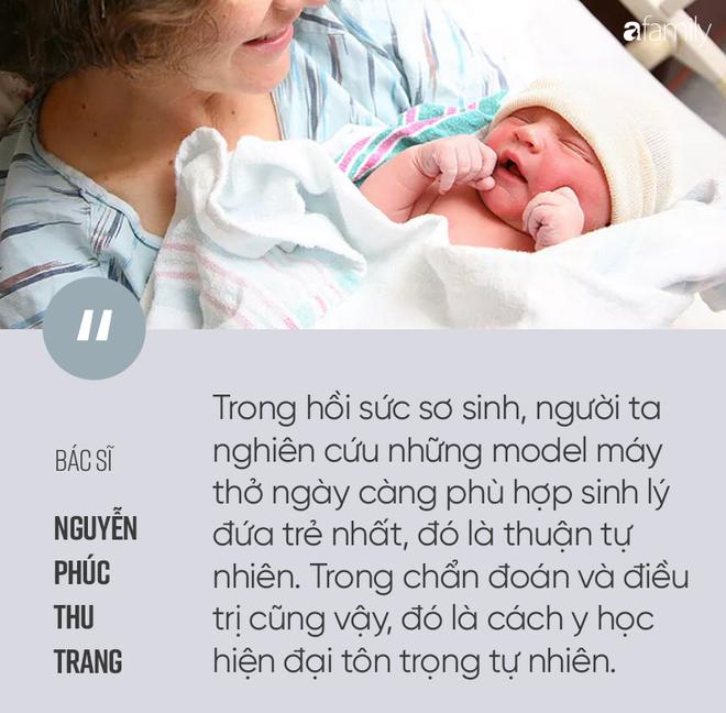 Thêm bác sĩ lên tiếng về sinh con thuận tự nhiên Lotus Birth: Phản khoa học, không ít trường hợp trẻ tử vong và bố mẹ đã phải đi tù - Ảnh 5.