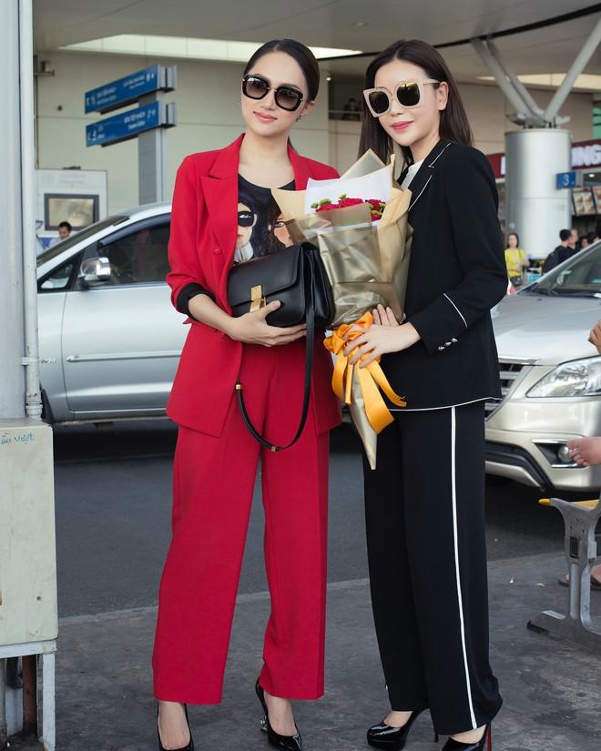 Chỉ dùng son đỏ và son cam mà Hương Giang vẫn cứ tỏa sáng ngời ngời tại Hoa hậu Chuyển giới Quốc tế 2018 - Ảnh 8.