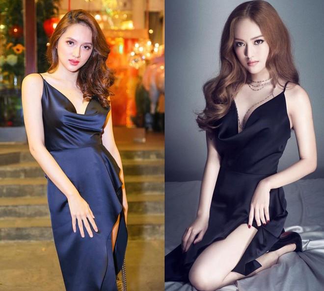 ĐỈnh cao nhan sắc như Hoa hậu Hương Giang, có đụng hàng váy áo thì vẫn không hề bị lấn lướt  - Ảnh 5.