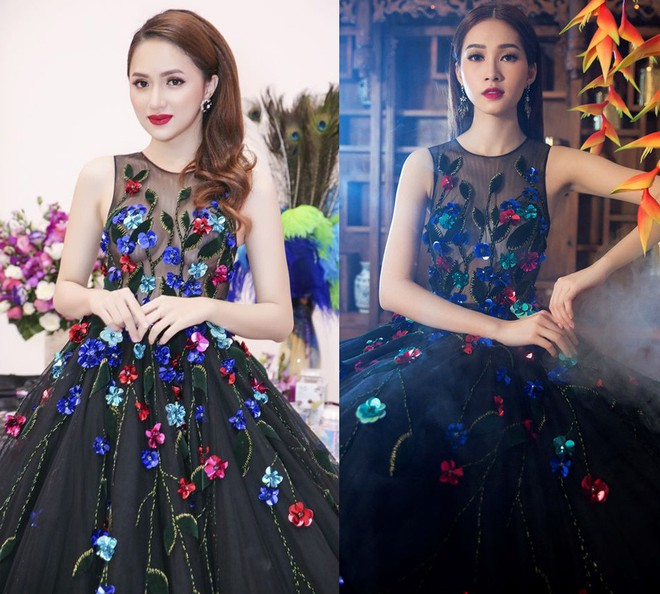 ĐỈnh cao nhan sắc như Hoa hậu Hương Giang, có đụng hàng váy áo thì vẫn không hề bị lấn lướt  - Ảnh 3.