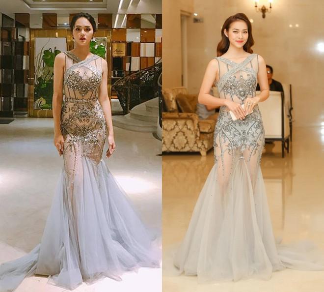 ĐỈnh cao nhan sắc như Hoa hậu Hương Giang, có đụng hàng váy áo thì vẫn không hề bị lấn lướt  - Ảnh 7.