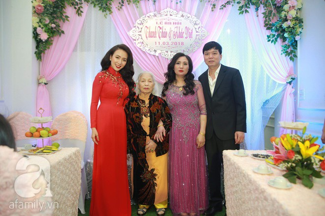 Khắc Việt cùng dàn trai đẹp showbiz mang lễ đến ăn hỏi bạn gái hotgirl - Ảnh 16.