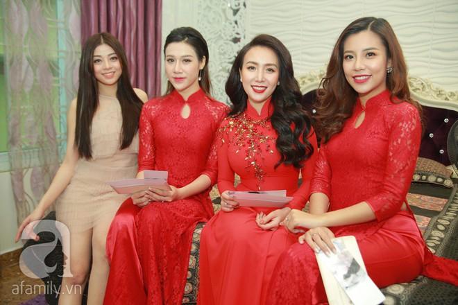 Khắc Việt cùng dàn trai đẹp showbiz mang lễ đến ăn hỏi bạn gái hotgirl - Ảnh 18.