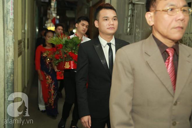 Khắc Việt cùng dàn trai đẹp showbiz mang lễ đến ăn hỏi bạn gái hotgirl - Ảnh 8.