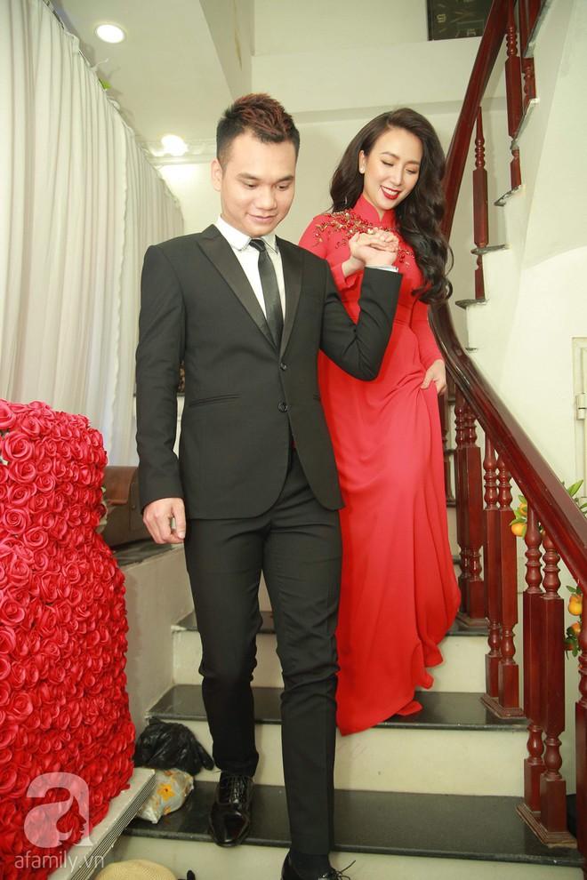 Khắc Việt cùng dàn trai đẹp showbiz mang lễ đến ăn hỏi bạn gái hotgirl - Ảnh 26.