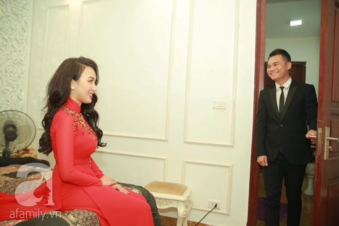 Khắc Việt cùng dàn trai đẹp showbiz mang lễ đến ăn hỏi bạn gái hotgirl - Ảnh 21.